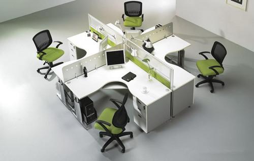 """在设计上,率先将""""人体工学""""理念,广泛运用于办公家具上,并协助客户图片"""